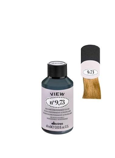 Davines Davines View Yarı Kalıcı Saç Boyası 9,73 Çok Açık Kumral Bej Altın 60 Ml Renksiz